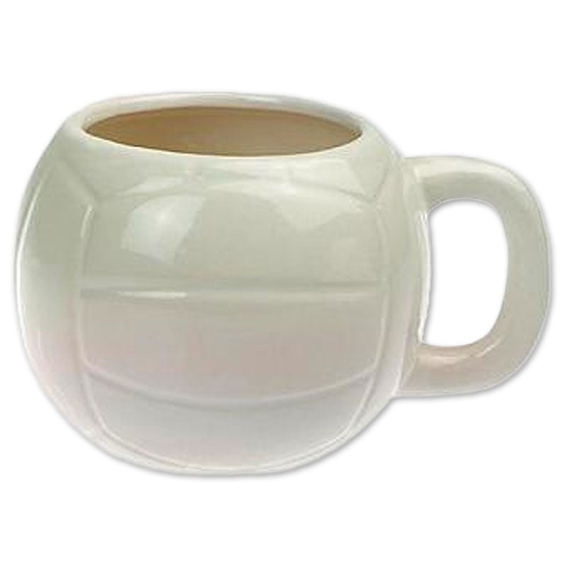 Ceramic Volleyball Mug