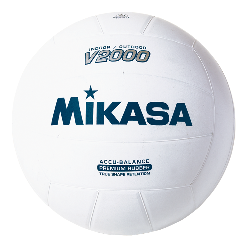 Mikasa V2000 Indoor/Outdoor Volleyball