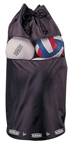 Tachikara Nylon & Mesh Ball Bag