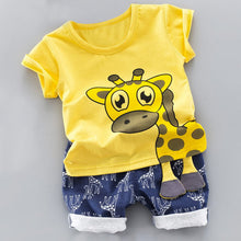Load image into Gallery viewer, Bear Leader Boys Clothing Set New Spring Party Suit Baby Cartoon Sets Long Sleeve Shirt+Pants Kids Boy Clothes Children Set 2ps
