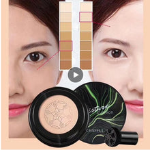 Load image into Gallery viewer, Mushroom Head Make Up Air Cushion Moisturizing Foundation Air Permeable Natural Brightening Makeup BB CC Cream TSLM2  Beauty New