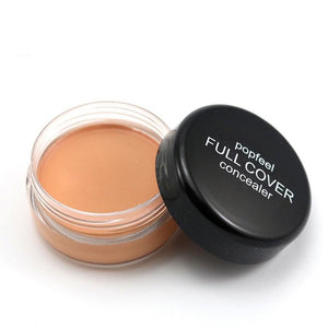 New Full Coverage 5 Colors Liquid Concealer Makeup Eye Dark Circles Cream Face Corrector Waterproof Make Up Base Cosmetic TSLM1