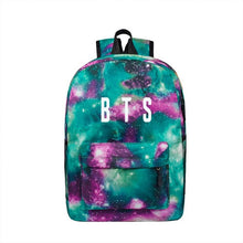 Load image into Gallery viewer, Backpack Stylish Galaxy Stars Universe Space School Book bag school backpack for teenagers Mochilas feminina