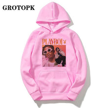 Load image into Gallery viewer, High Quality Vintage Playboi Carti Vintage 90S Merchandise Print Men Hoodies Casual Hooded Man Woman Hoody Tops