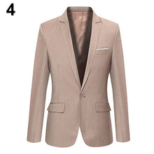 Load image into Gallery viewer, Luxury Men Wedding Suit Male  Blazers Slim Suits For Men Costume Business Formal Party Gift Tie