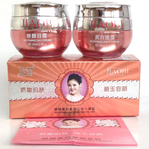 Original Hongkong JiaoBi Jiaobiyan Whitening Cream Set Wholesale Free Shipping