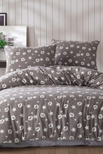 Load image into Gallery viewer, Lady Moda Star Luxury Bed Linen Cotton Set Ranforce Bedding Set Twin/Full/Queen/King Size 3/4/5 pcs Bed Sheet Duvet Cover Set