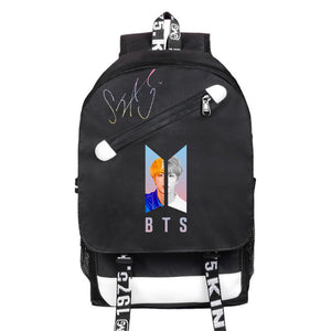 Backpack Laptop Bag Man USB Charging / Headphone interface schoolbag Laptop bag Large-capacity student bag Mochilas feminina