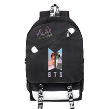 Load image into Gallery viewer, Backpack Laptop Bag Man USB Charging / Headphone interface schoolbag Laptop bag Large-capacity student bag Mochilas feminina