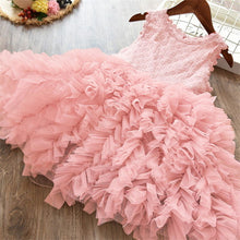 Load image into Gallery viewer, Princess Girls Dress Girls Clothes Children Clothing Summer Party tutu Kids Dresses for Girls Toddler Girls Casual Dress 3 8T