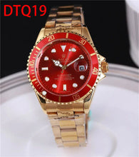 Load image into Gallery viewer, Top Luxury Brand WINNER Black Watch Men women Casual Male Watches Business Sports Military Stainless Steel Watch