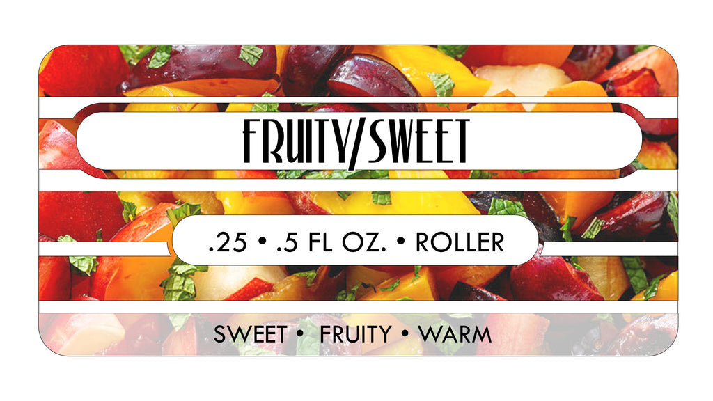Fruity/Sweet Perfume Oils