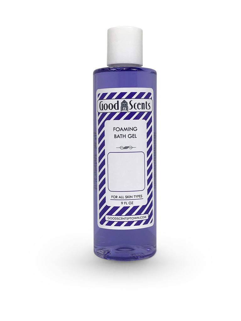 Foaming Bath Gel: Purple