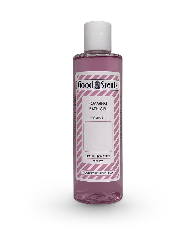 Foaming Bath Gel: Pink