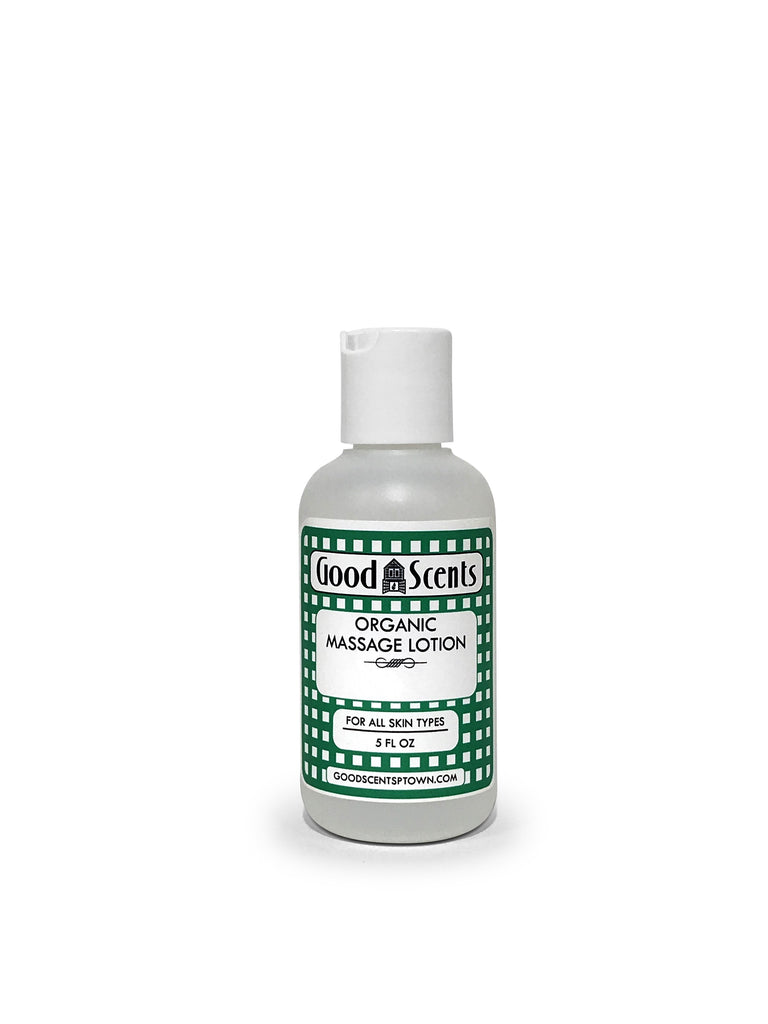 Organic Massage Lotion