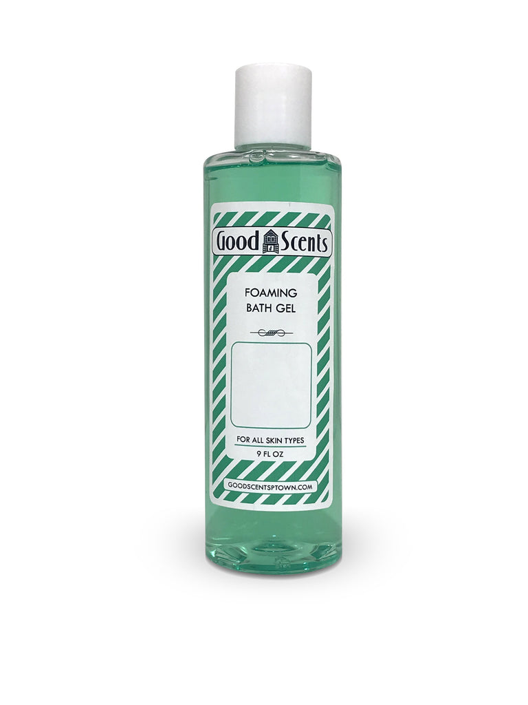Foaming Bath Gel: Green