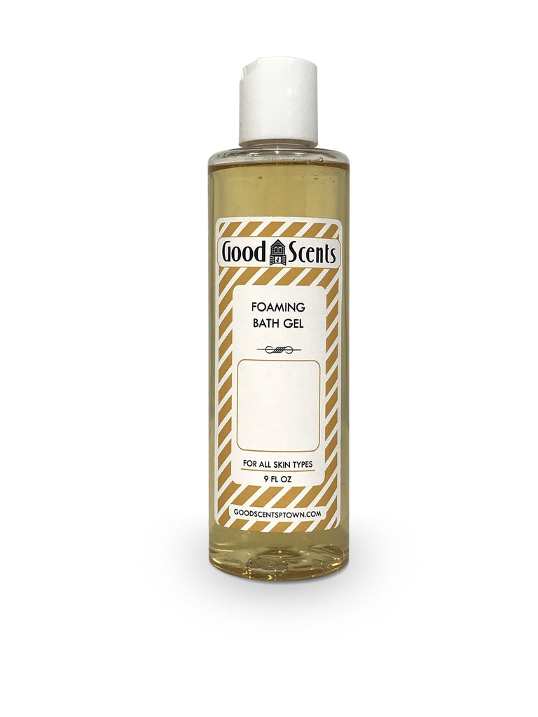 Foaming Bath Gel: Golden