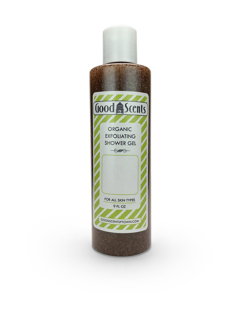 Organic Exfoliating Shower Gel