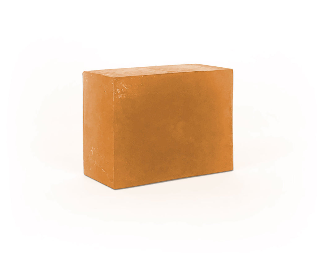Pumpkin Spice Walnut  Glycerin Soap