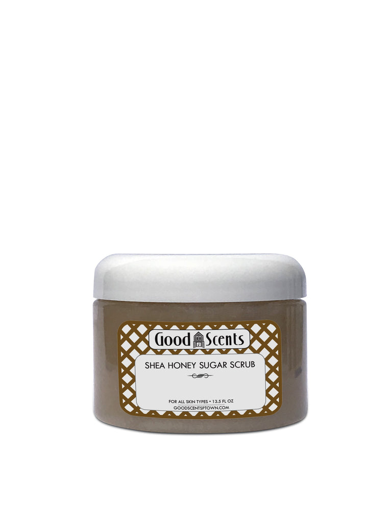 Shea Honey Sugar Scrub