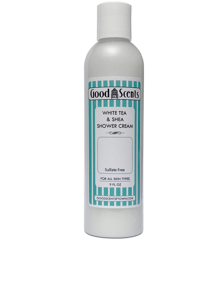 White Tea & Shea Shower Cream