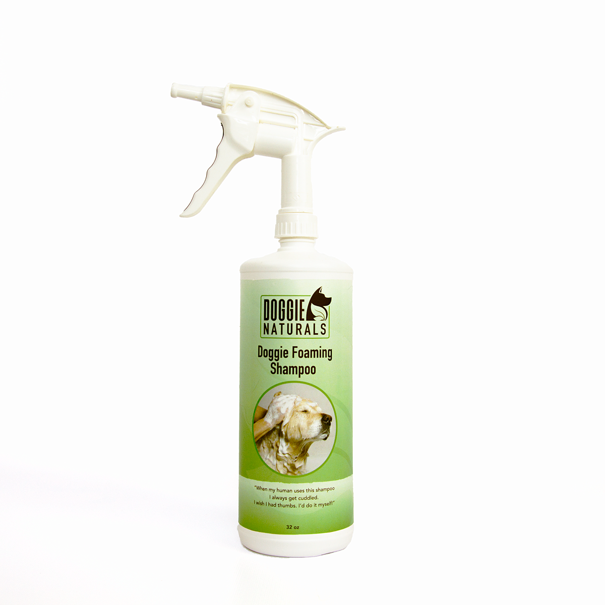 Doggie Foaming Shampoo