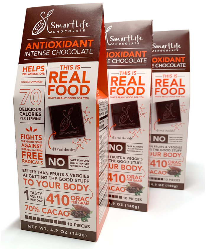 Antioxidant Intense Chocolate - 30-day Supply