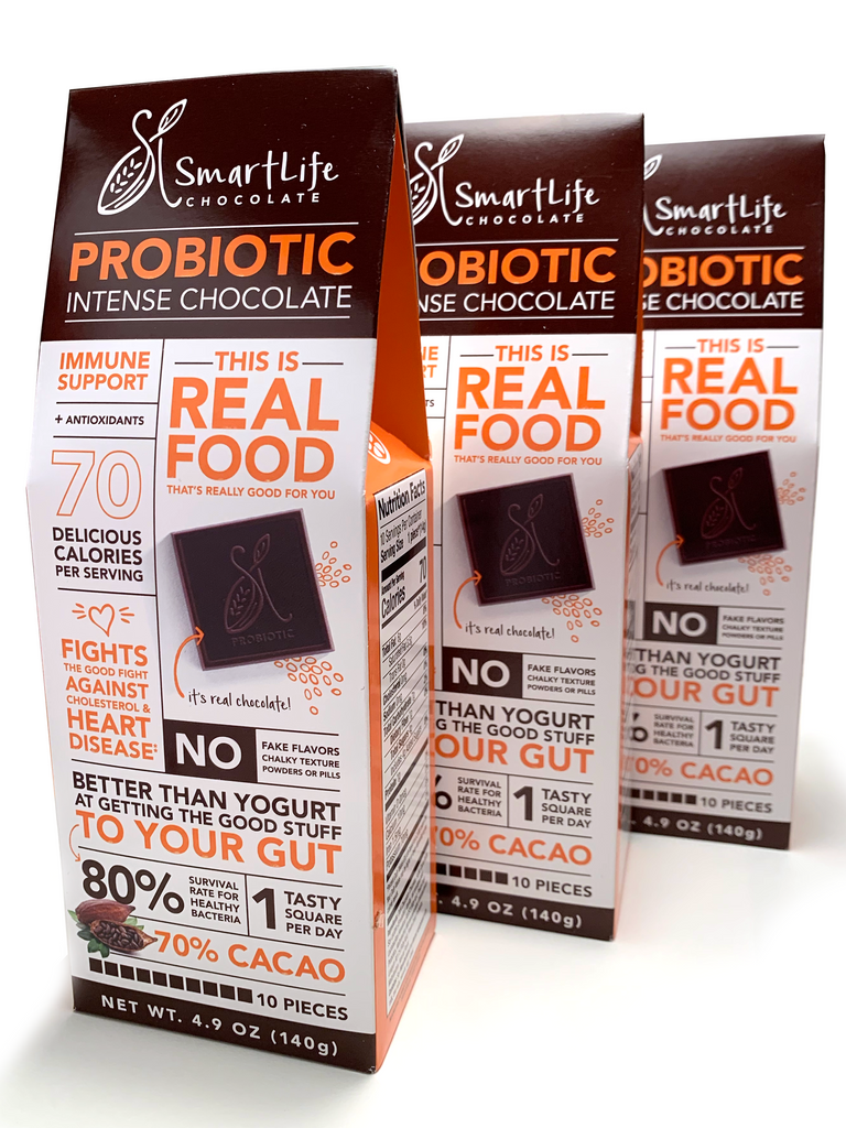 Probiotic Intense Chocolate - 30-day Supply