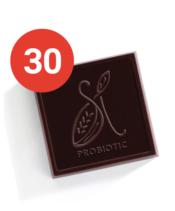 Probiotic Intense Chocolate |  30-Day Supply