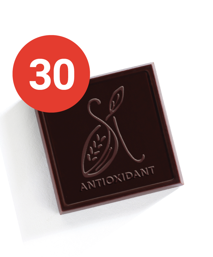 Antioxidant Intense Chocolate