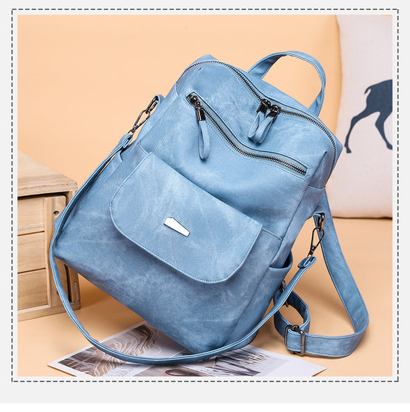 4 Colors Large-Capacity Backpack
