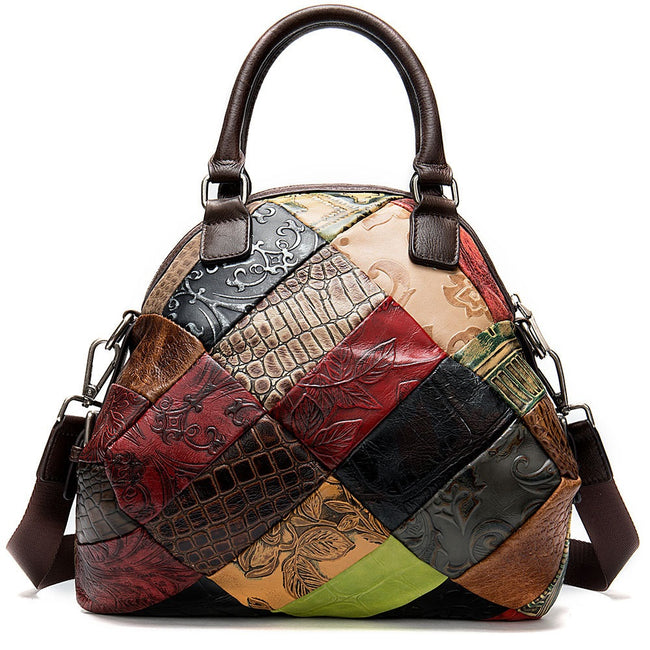 First Layer Cowhide Women's Cross-Body Bag - coolbuyshopstore