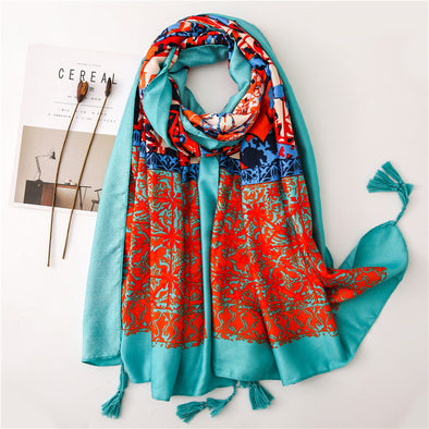 Summer Ethnic Style Scarf
