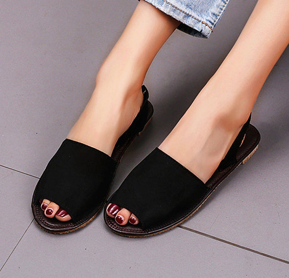 European style Summer Women's Shoes