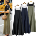 European American Women's Loose Piece Wide Leg Pants - coolbuyshopstore