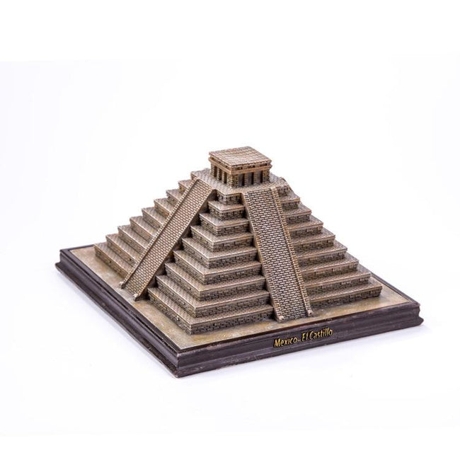 Mayan Pyramid Simulation Small Ornaments - coolbuyshopstore
