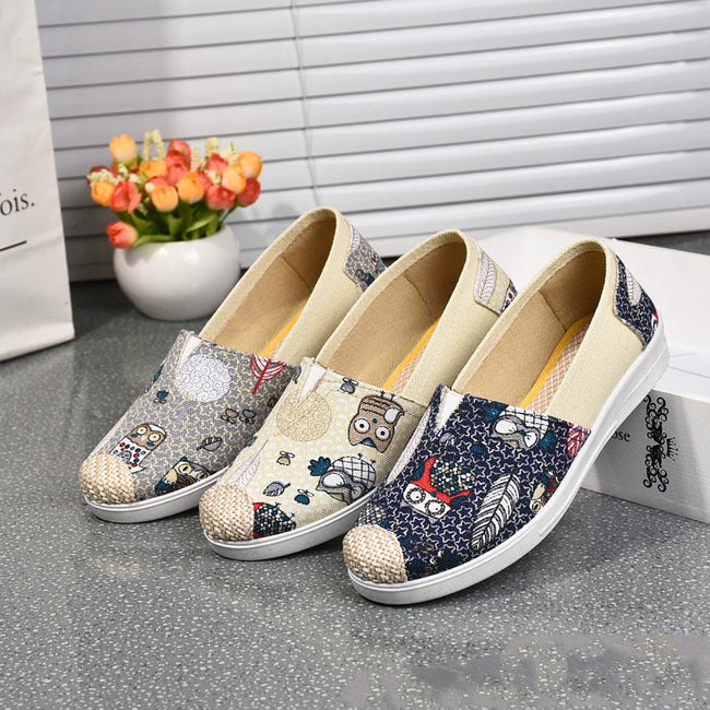 Spring Soft Sole Single Shoes-Shoes-coolbuyshopstore