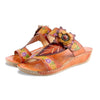 Bohemia Floral Beaded Embossing Sandals - coolbuyshopstore