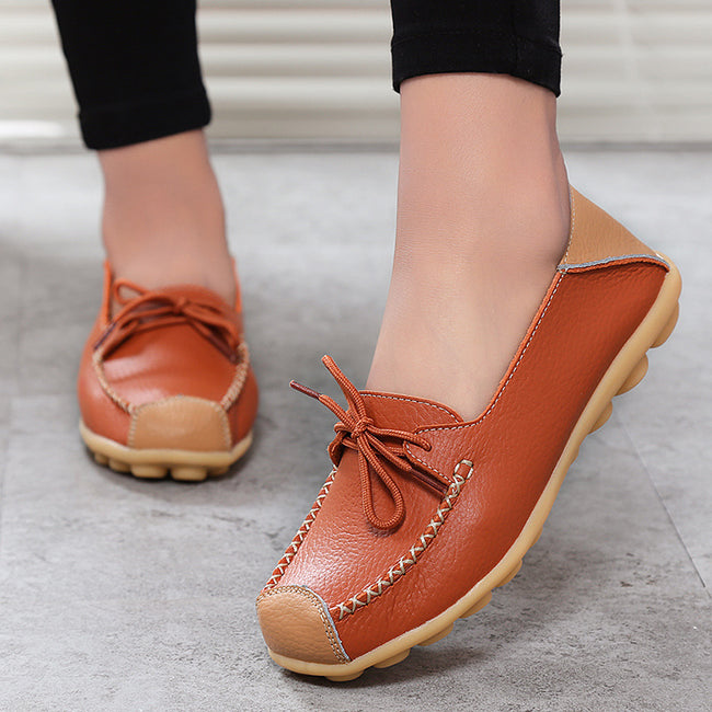 Fashion Women Spring Autumn Shoes Soft Comfortable Flats-shoes-coolbuyshopstore