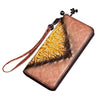 Vintage Fashion Leather Zipper Purse-coolbuyshopstore