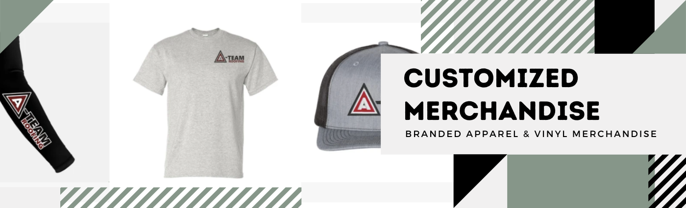 custom apparel and branded merchandise