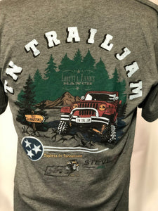 Loretta Lynn's Trail Jam 2019 Event Shirt
