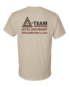 A-Team Roofing Logo Tee