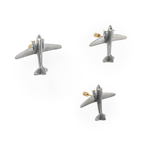 Bomber Formation Aluminum Set of 3