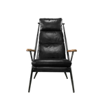 Calistoga Chair Black