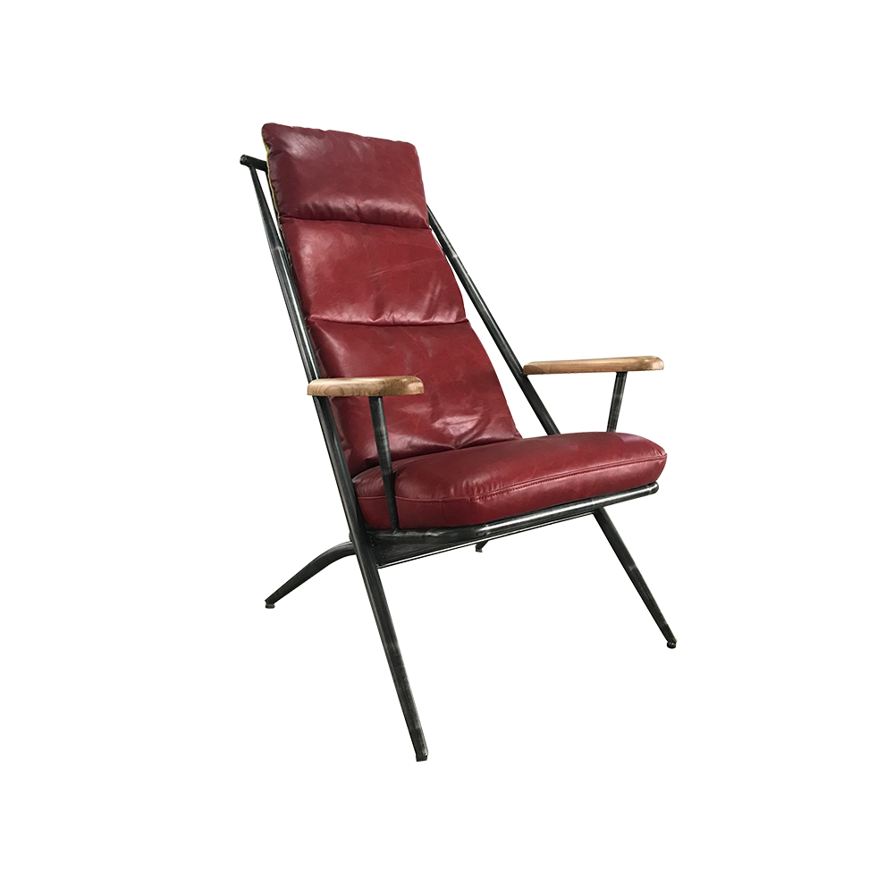 Calistoga Chair Red