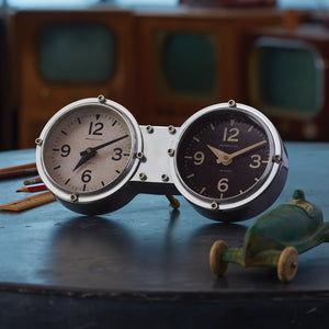 Dashboard Table/Wall Clock