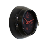 Deep Sea Wall Clock Black - Pendulux Wholesale