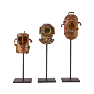 Diver Helmets Replica (Set of 3) - Pendulux