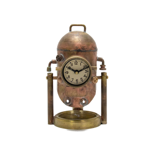 Diver Helmet Desk Clock - Pendulux Wholesale